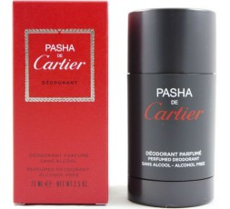 Cartier Pasha Deodorante Stick 75 ml.