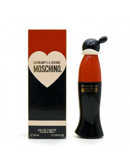 Moschino L'eou Cheap And Chic edt. 50 ml. Spray