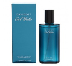 Davidoff Cool Water Homme edt. 75 ml. Spray
