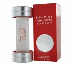 Davidoff Champion Energy Homme edt. 90 ml. Spray
