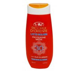 Ricordi D'oriente Latte Solare 30 spf  200 ml
