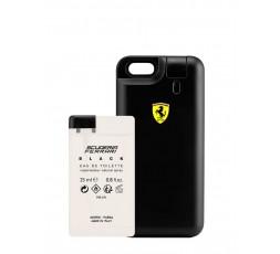 Ferrari Scuderia Black - TESTER -  Cover 25 ml. Spray