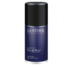 Byblos  Leather Sensation For Men Deo 150 ml Spray