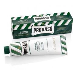 PRORASO Crema Pre Barba Rinfrescante E Tonificante All'Eucalipto Nuova Formula 100 ml.