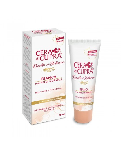 CERA di CUPRA Crema Viso Tubo BIANCA 75 ml.