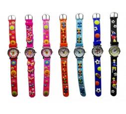 Orologio Per bambini com cinturini personaggi WD.
