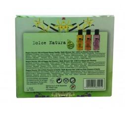 Aquolina Vivi Natura 3 Bagno Doccia Glam Set 100 ml