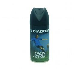 Diadora Deo. Spray Sport Power 150 ml