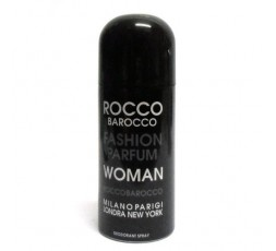 Rocco Barocco Faschion Deo. Spray Woman 150 ml