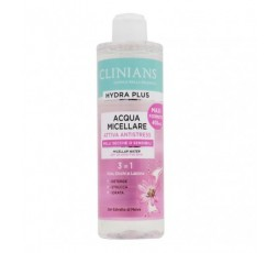 Clinians Acqua Micellare Hydra Plus 3in1 pelli sensibili 400 ml
