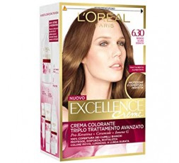 Excellence Creme Crema Colorante 7.1 Biondo Cenere