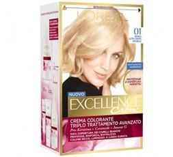 Excellence Creme Crema Colorante 01 Biondo Ultra Chiaro Naturale
