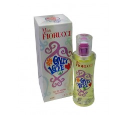 Fiorucci Miss Fiorucci Only Love edt 50 ml spray