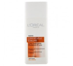L'Oreal Latte detergente lumi Sublime 200 ml.