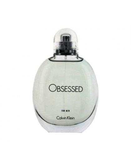 84d7d88d14 Calvin Klein Obsessed For Men - TESTER - 125 ml edt - Vespoli Profumi