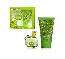 Angry Birds Pig edt. per bambini 50 ml Spray & Bagnosciuma Cofanetto