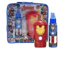 Avengers 2 in 1 bagno shampoo baby 150 ml.