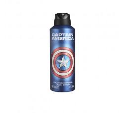 Capitain America Colonia per bambini 200 ml Spray