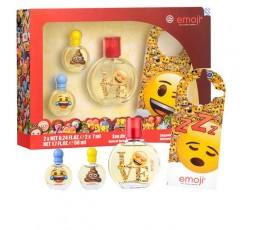 Emoji Baby edt. 50 ml. Spray & 2 miniature Cofanetto