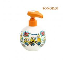 Minions Sapone Liquido per bambini 400 ml.