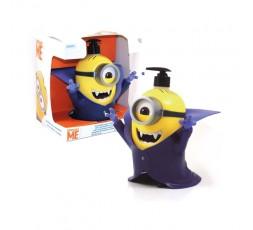 Minions Dracula Bagnoschiuma 3D per bambini 500 ml.