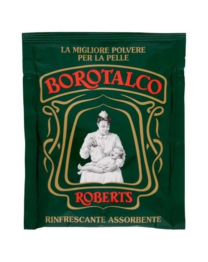 Borotalco Roberts Talco in Polvere Barattolo 500 gr.