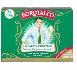 BOROTALCO Saponette solide Conf. 2 x 100 gr