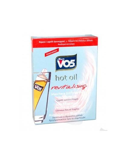 Vo5 Hot Oil Revitalising Maschera Rinforzante Strutturante 3 x 15 ml