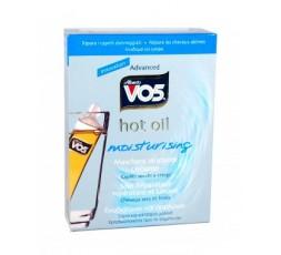 Vo5 Hot Oil Moisturising Maschera Idratante Lisciante 3 x 15 ml