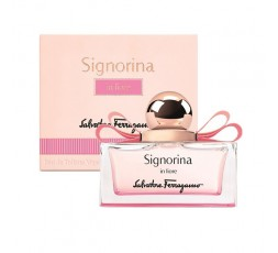 Salvatore Ferragamo Signorina In fiore edt. 100 ml. Spray