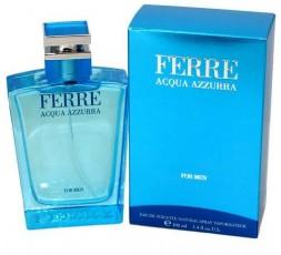Gianfranco Ferrè Acqua Azzurra - TESTER - 100 ml Edt