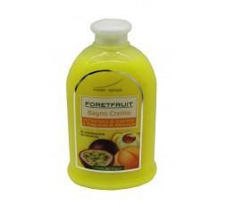 Foretfruit Bagno Crema Guaranà e Maracuja 500 ml