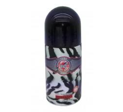 Cuba Paris Zebra Deodorante Roll On 50 ml