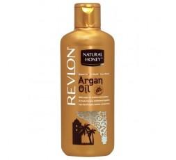 Natural Honey Bagno Doccia Olio Argan 650 ml