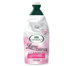 L'angelica Bagnoschiuma Latte Di Curcuma Rigenerante 500 ml
