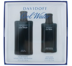 Davidoff Cool Water Homme edt. 125 ml. &  Dopo barba 75 ml. Cofanetto