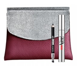 Pupa Kit Mascara Vamp! Definition + Matita Multiplay + pochette