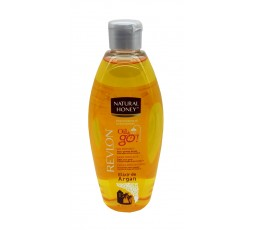 Natural Honey Oil & Go Argan 300 ml