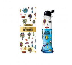 Moschino Cheap e C. so Real edt. 50 ml.Spray