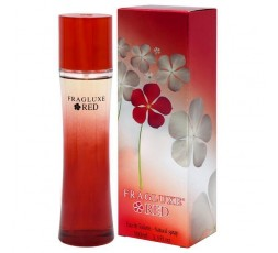 Fragluxe Red For Whomen edt 100 ml