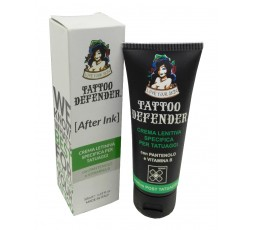 Tattoo Defender Ink Revitalizer 100 ml Emulsione Corpo Specifica Per Tatuaggi