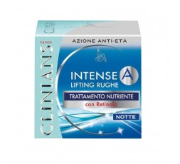 Clinians Intense A Lifting Rughe Con Retinolo 50 ml Notte