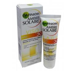 Garnier Ambre Solaire Viso ip30 Crema Protettiva Ultra - Leggera