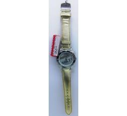 Miss Sixty Orologio R6001 Palp 2 Hands Quadrante Silver Cinturino Oro