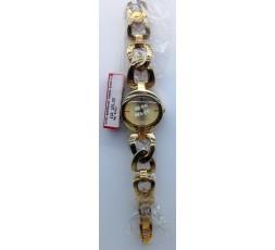 Miss Sixty Orologio R3002 Marvellous 2 Hands Quadrante Oro Cinturino Oro
