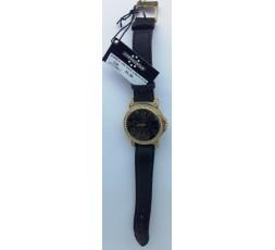 Cronostar Orologio R3751400617 Elegance Quadrante Nero Cinturino Nero