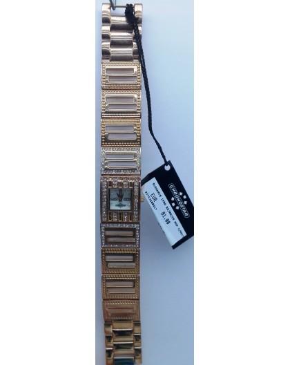 Cronostar Orologio R3753400917 Elegance Quadrante Madreperla Cinturino Bronzo