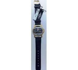 Cronostar Orologio R37514000517 Elegance Quadrante Nero Cinturino Nero