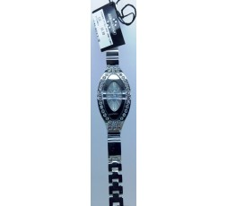 Cronostar Orologio R3753400575 Elegance Quadrante Grigio Cinturino Acciaio