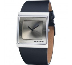 Police Orologgio PL11306JS/02 Fast Lane Quadrante Nero Cinturino Nero